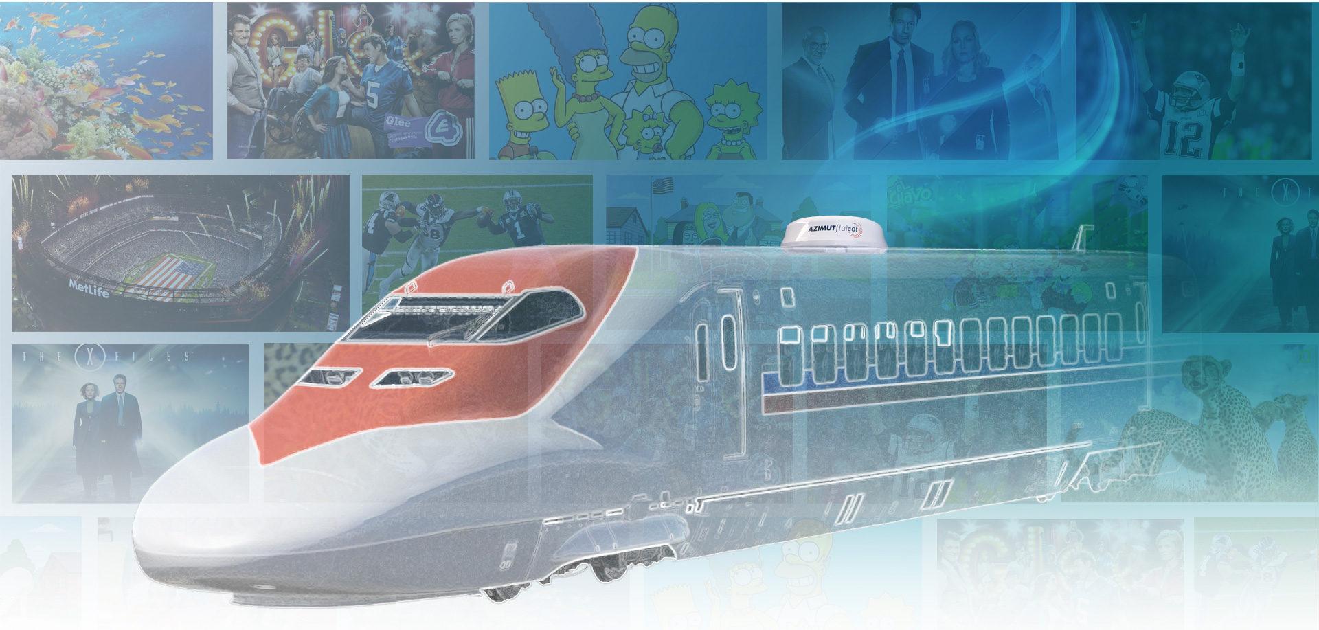 Live TV – Azimut Train Solutions